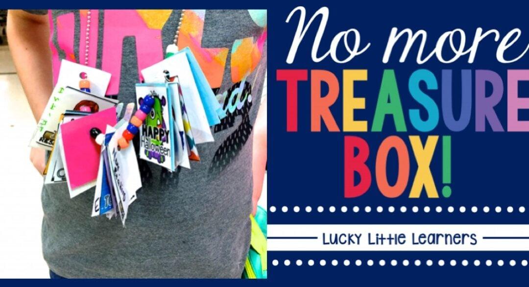 No more treasure box!