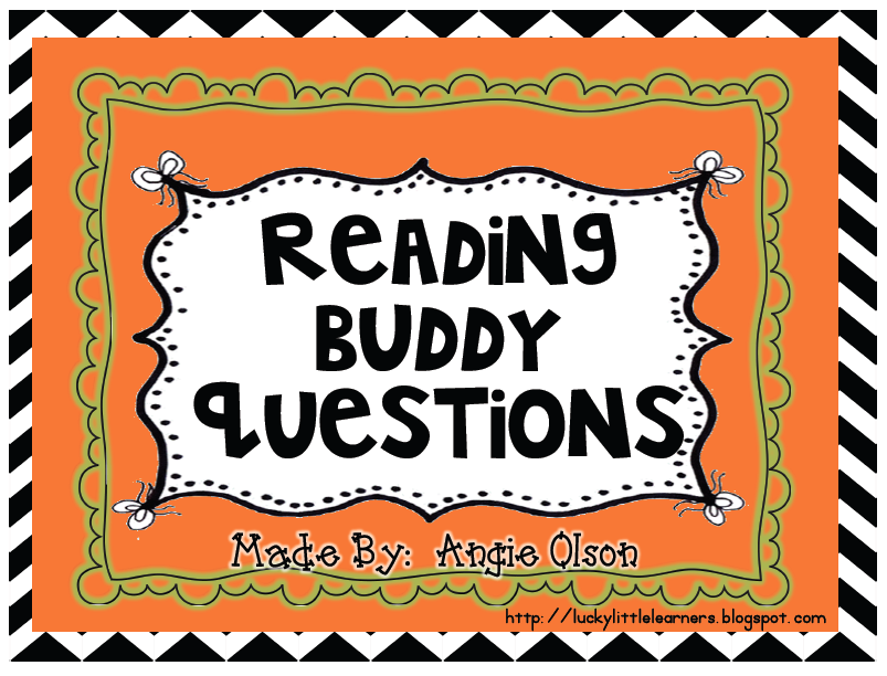 http://www.teacherspayteachers.com/Product/Reading-Buddy-Questions-655775