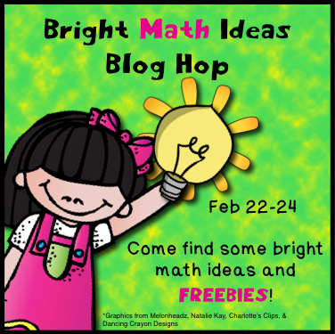 Bright Math Ideas Blog Hop