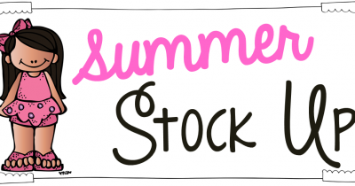Summer Stock Up:  Classroom Management