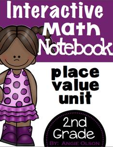 https://www.teacherspayteachers.com/Product/Place-Value-Interactive-Notebook-Pages-1268684