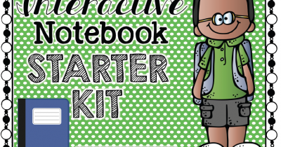 Interactive Notebook Starter Kit