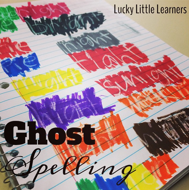 Ghost Spelling