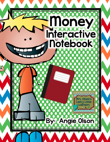 http://www.teacherspayteachers.com/Product/Money-Unit-Interactive-Math-Notebook-Pages-1183610