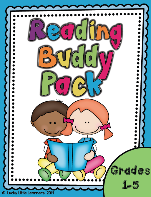 http://www.teacherspayteachers.com/Product/Reading-Buddy-Pack-655775