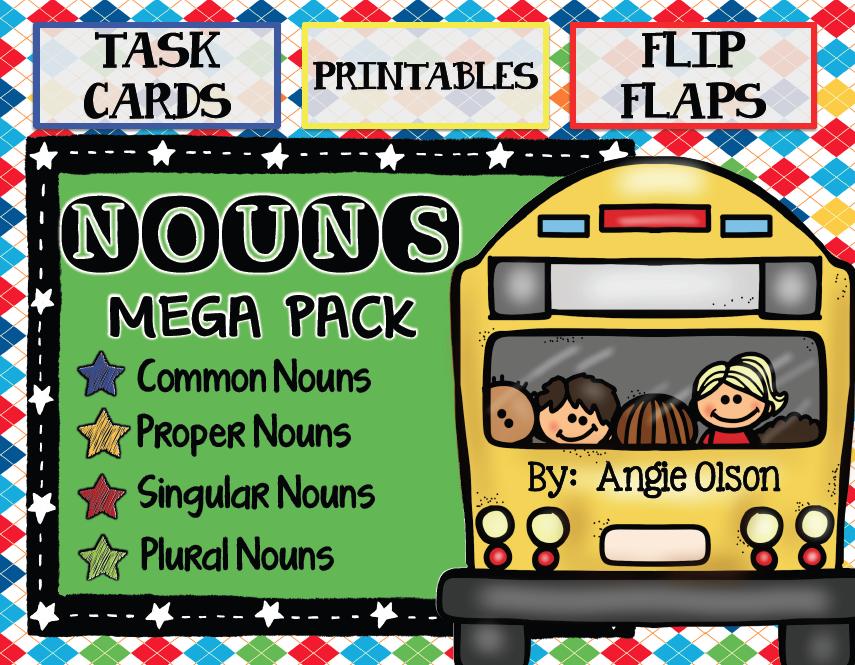 http://www.teacherspayteachers.com/Product/Nouns-Mega-Pack-Task-Cards-Printables-and-Flip-Flaps-1388279