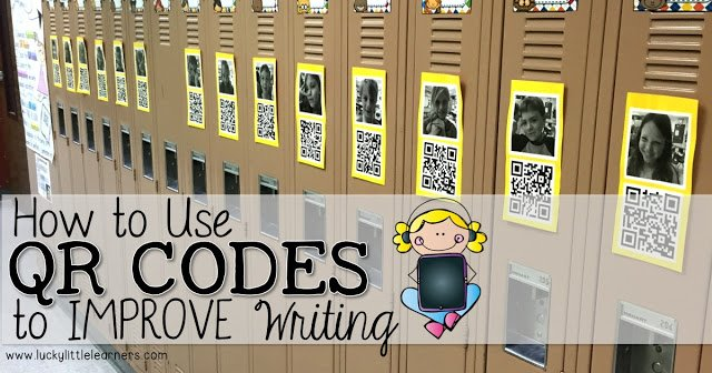 Improve Writing with QR CODES