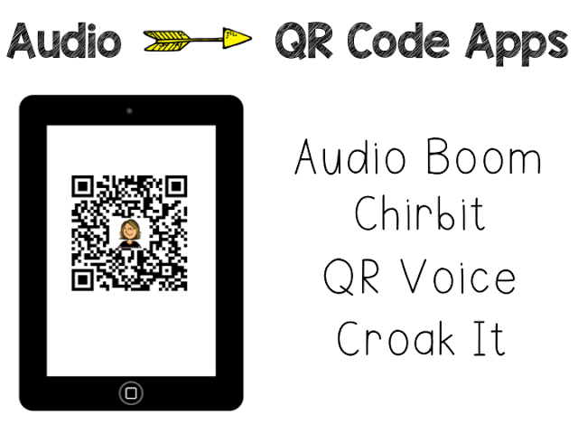 improve writing with qr codes lucky little learners