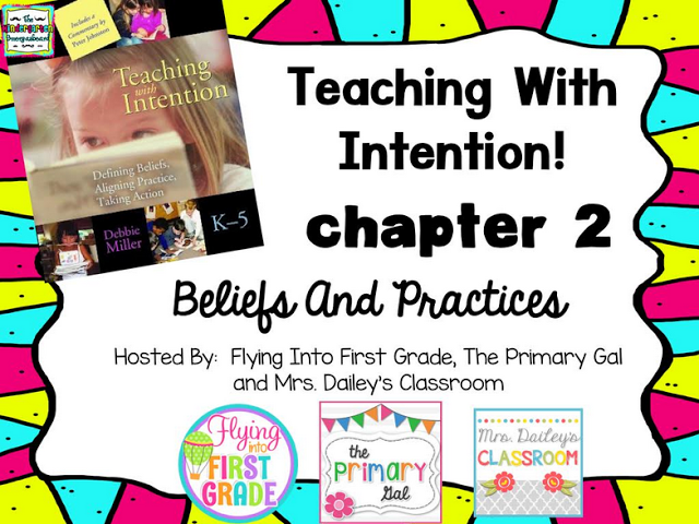 Chapter 2:  Teaching with Intention