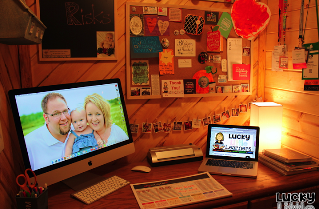 Check out my HOME OFFICE!