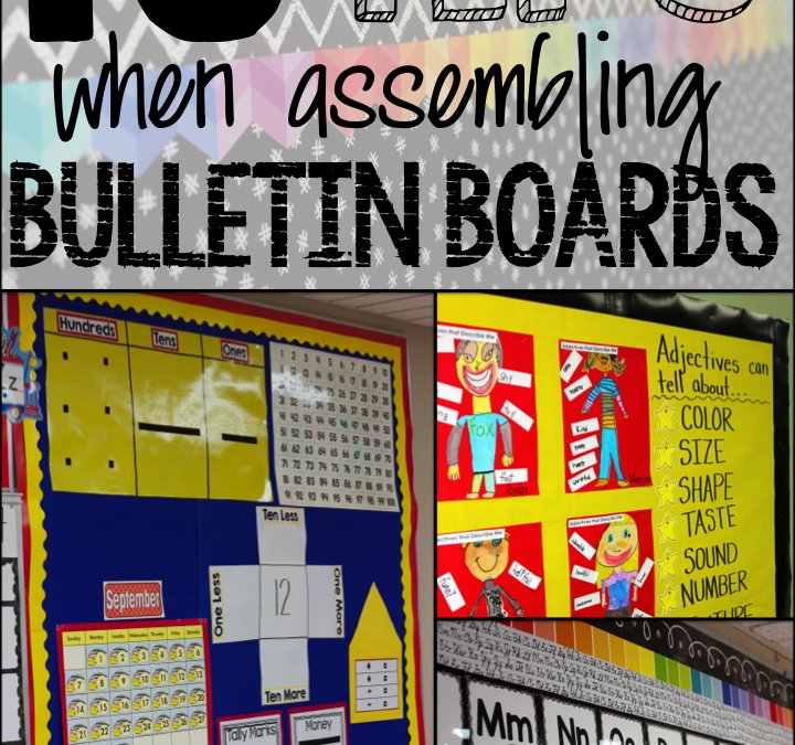 All Things Bulletin Boards