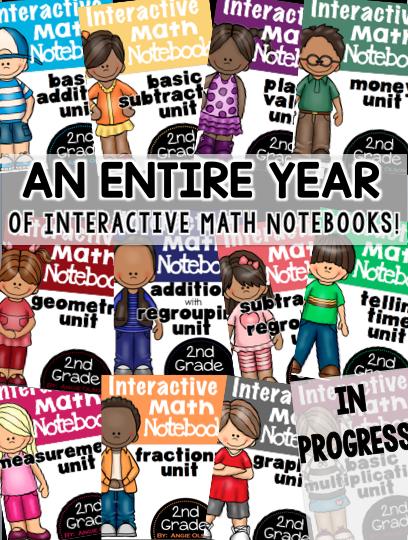 https://www.teacherspayteachers.com/Product/Math-Interactive-Notebook-for-2nd-Grade-2128477