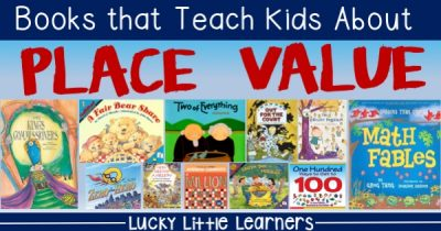 Books that Teach Place Value