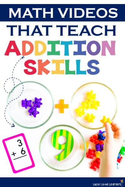 Kid Friendly Videos that Teach Addition