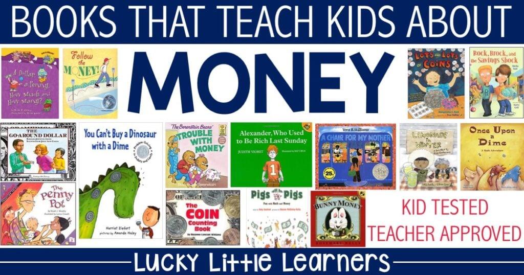Children's Books that Teach Money