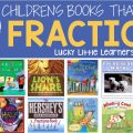 10 Children's Books That Teach Fractions