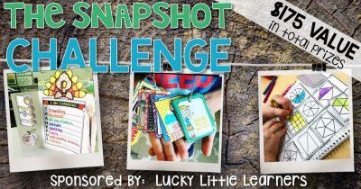 The Snapshot Challenge