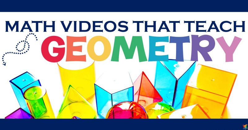 Kid-friendly math videos that teach geometry
