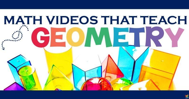 Kid Friendly Videos That Teach Geometry