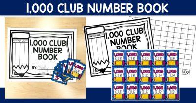 1,000 Club Book & Brag Tags
