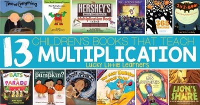Books to Teach Kids Multiplication