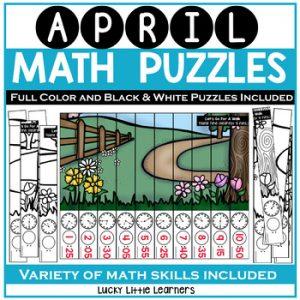 April Math Puzzles-1