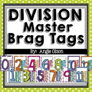 Division Fact Master Brag Tags-1