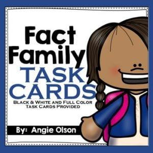 Fact Family Task Cards-1