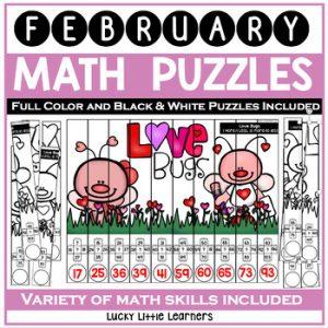 February Math Puzzles-1