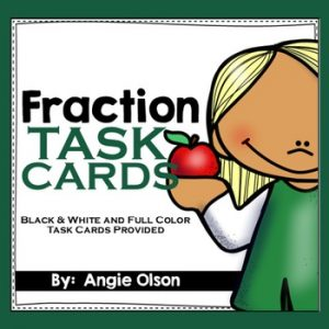 Fractions Task Cards-1
