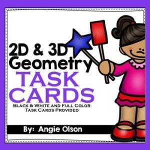 Geometry Task Cards-1
