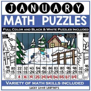 January Math Puzzles-1
