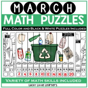 March Math Puzzles-1