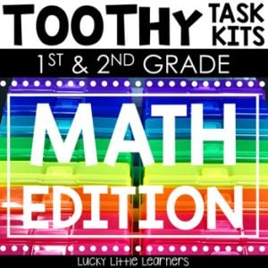 Math Toothy™ Task Kits