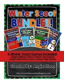 Winter Task Card Bundle-1