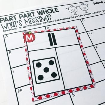 September Math Centers & Activities for 1st Grade-3