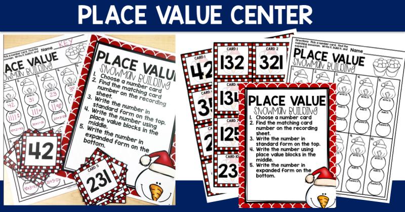 Place Value Center