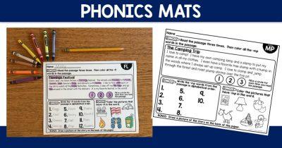 Phonics Mats