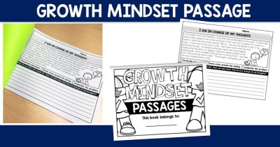 Growth Mindset Passages