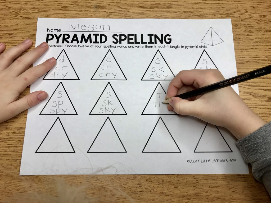Do you find yourself looking for ways to spice up your word work stations or spelling practice in your classroom? Better yet, are you looking for ways to do this WITHOUT having to prep ANYTHING? These fun, engaging, & exciting activities help children practice their words effectively & are the perfect option for your 1st grade or 2nd grade class!