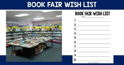 Book Fair Wish List