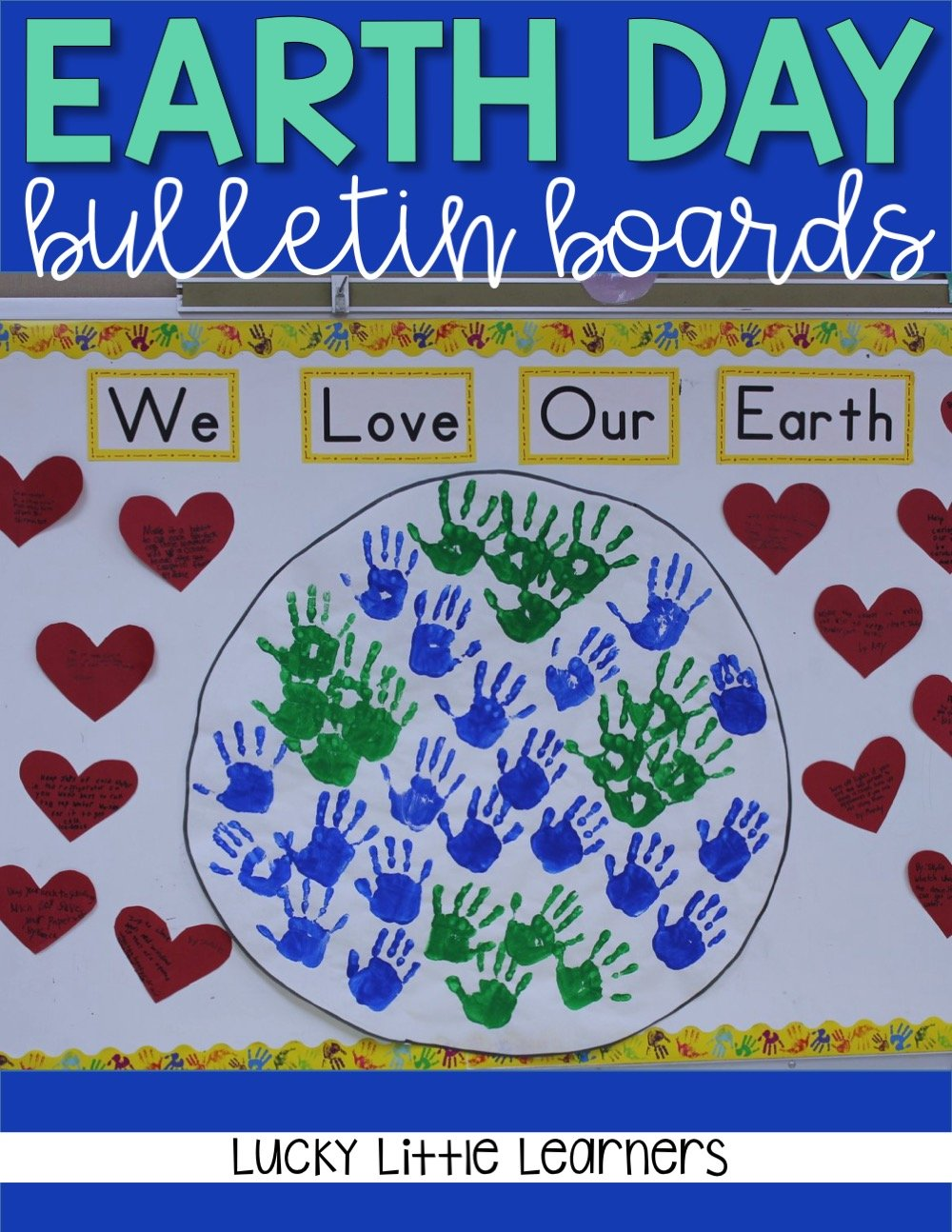Do you need some Earth day crafts for kids? This post is packed full of ideas! Earth Day activities, Earth Day bulletin boards, Earth Day freebies, Earth Day videos, & Earth Day books!