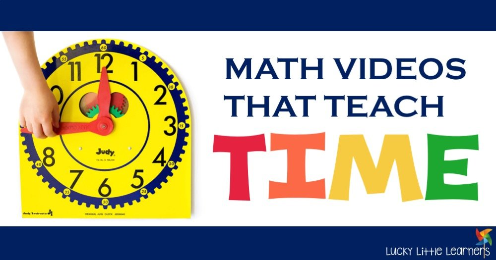 Videos that Teach Time
