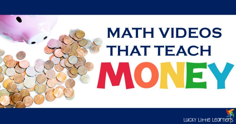 Teaching students about the concept of money can be overwhelming.  Coin identification, values, and sums can all be introduced through a variety of fun, appropriate, and informative math videos that teach money.  We have compiled a list of kid-friendly videos for you to use in your classroom.