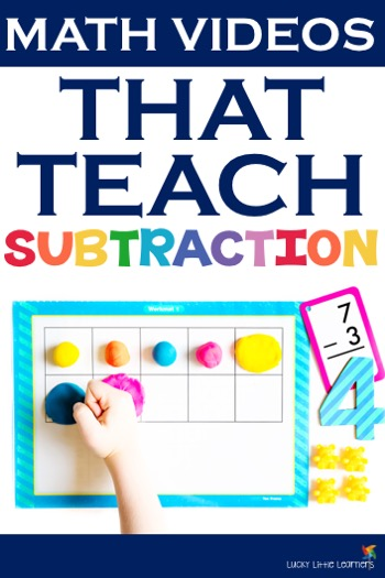 Introducing students to the concept of subtraction can be fun and interesting!  We have compiled a list of videos that teach subtraction that are both informative and appropriate for students.  Enjoy!