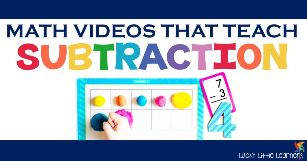 Videos that Teach Subtraction