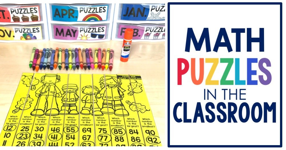 Math Puzzles in the Classroom