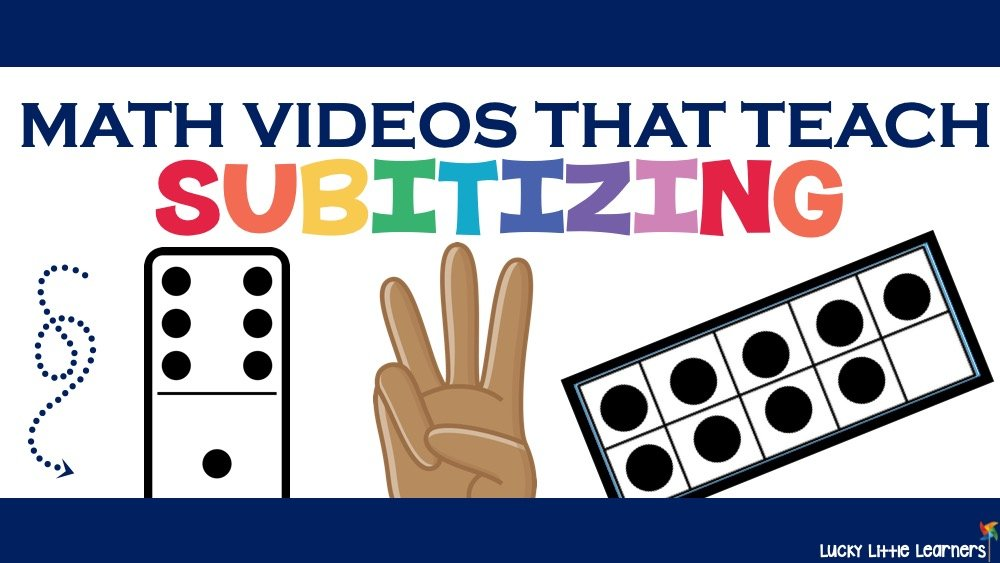 Videos that Teach Subitizing