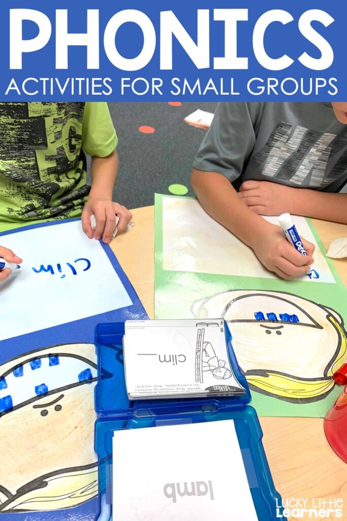 "One of the things teachers often struggle with is the idea of teaching small groups.  Even if a teacher knows exactly what to do within the groups, there is the lingering question of ""What are the other students doing while I am meeting with small groups?"".  This is where ""Must-dos and May-dos"" come into play. #2ndgrade #1stgrade #daily5 #mathcenters"