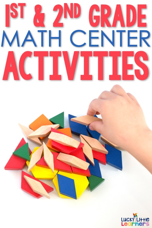 The key to smooth and effective centers is to choose centers that the students know how to play. Bottom line, this can be achieved by choosing math centers that your students know how to play and the only thing that changes is the skill. Let me explain. #1stgrade #2ndgrade #mathcenters